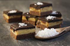 Salted Caramel Slice - Australian FlavoursAustralian Flavours | Australian Flavours