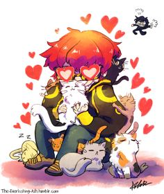 gif, 707, and mystic messenger 이미지