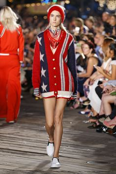 Tommy Hilfiger | Ready-to-Wear - Autumn 2016 | Look 26