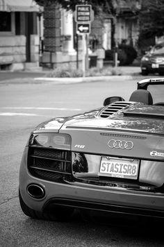 Audi Stasis R8...