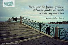 #creatividad #frases #vivircreativamente