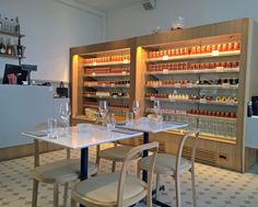 Finlandia Caviar Shop and Restaurant in Helsinki, Finland