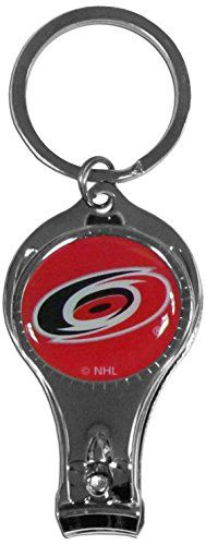 Carolina Hurricanes Nail Polish