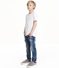 Slim Jeans | Blau | Kinder | H&M DE
