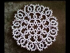 """RustiKate's very own """"secret"""" tatting step is here revealed for the first time. Click on """"Show More"""" for more info and useful links... Never before shared, n..."""