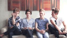 The Vamps Give Us Dating Advice On Kissing, Making The First Move and More!