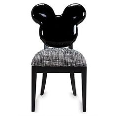 Mickey Mouse Shaped Chair / Ethan Allen Disney Collection Is Now Available At the Disney Store! Mickey Mouse Chair, Minnie Mouse, Ethan Allen Disney, Disney Furniture, Mickey Mouse Images, Best Interior Design Websites, Disney Bedrooms, Disney Home Decor, Disney Dining
