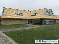 Arkitekttegnet stor villa med mange familiemuligheder Krogsgårdsvej 14, Nr Broby, 5672 Broby - Villa #villa #broby #fyn #selvsalg #boligsalg #boligdk