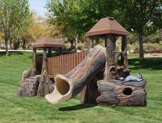 Natural Landscapes Playground | LandscapeOnline.com