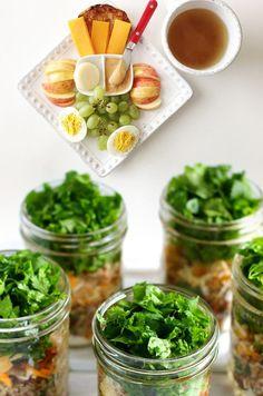 18 leckere und gesunde Gerichte, die Du super vorkochen kannst