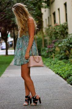 a fashion love affair: Mini