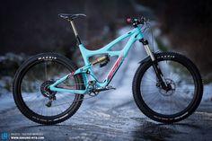EWS Bikecheck   Das Ibis Mojo HD3 Team von Gary Forrest