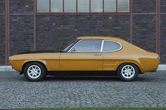 Ford Capri 2600 RS, 1970