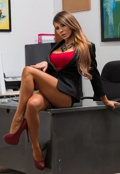 The very seductive Ms. Madison Ivy.