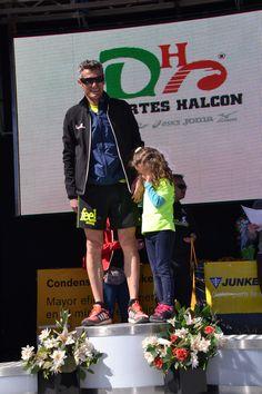 Campeón local 21 km.