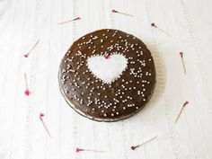 Cooking Is Easy: Chocolate Yogurt Cake.