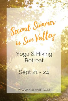 Relax and recharge in the beauty of Idaho on this perfectly planned yoga & hiking getaway! Yoga | Yoga retreat | Hiking | Idaho | Travel