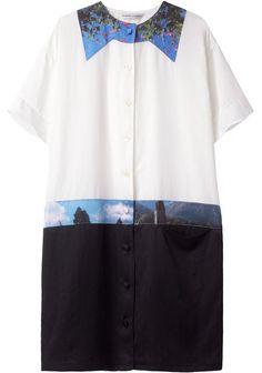 TSUMORI CHISATO / cotton silk