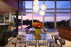 Portola Valley, California, Swatt Miers Architects Vidalakis Residence - Vidalakis Residence - Wonen voor Mannen
