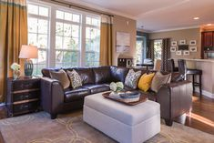 Kid Friendly Family Room - transitional - Family Room - Charlotte - Dwell by Cheryl Interiors