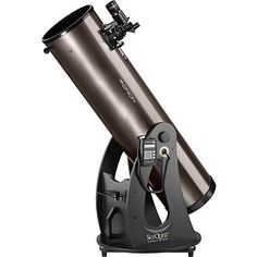 Catalog Spree: Orion SkyQuest XT10i IntelliScope Dobsonian Telescope - Orion Telescopes