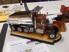 Dump Truck Model.