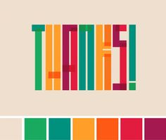 Thanks, by holds no water (via designworklife)