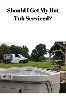 Here is a guide on why servicing your hot tub is important and the benefits it will bring you. From the experts at Happy Hot Tubs. Hot Tub Service, Happy Hot, Hot Tubs, I Got This, Blog, Blogging, Whirlpool Bathtub