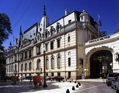 Palacio Paz. Buenos Aires Argentina.