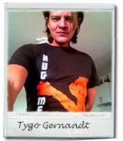 Tygo Gernandt support HUG ME for Monkey Business