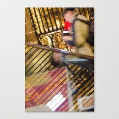 Cathedrale Stretched Canvas by Sébastien BOUVIER - $85.00 Art Prints, Stretched Canvas, Mini, Art Impressions, Art Print