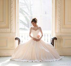 naomi neoh bridal 2014 fleur wedding dress