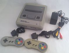 Japanese Super Famicom HVC-002 ( Used ) #SuperFamicom http://www.japanstuff.biz/ CLICK THE FOLLOWING LINK TO BUY IT ( IF STILL AVAILABLE ) http://www.japanstuff.biz/Consoles/Consoles007.html