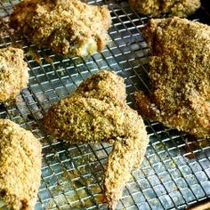 Paleo Oven Fried Chicken recipe