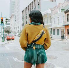 Feeling these fall layers #kipling #uoonyou #feelingfall #layers #sweatershop #urbanoutfitters #uolouisiana : @alliecatalanotto