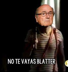 Gloobalteam: Joseph Blatter  FIFA  / MEMES