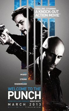 Welcome to the Punch (2013) - liked it!