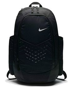 NIKE Vapor Energy Training Backpack Black Metallic Silver c321eddcaad33
