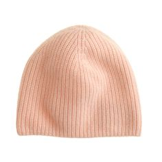 5dcfa3d1f6a Ribbed cashmere hat   hats