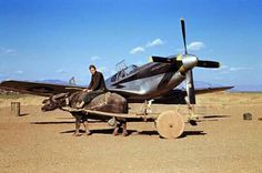 P-51C, 118°TRS, 23°FG, China, 1945