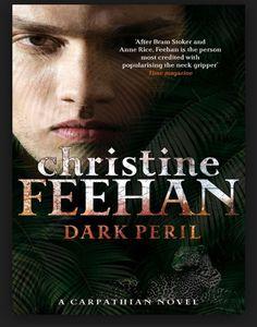 Dark Peril Book #21 in The Carpathian Series by Christine Feehan. Solange Sangria Dominic of the dragon seeker