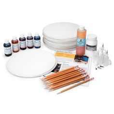 Buy Jacquard® Group Silk Painting Kit, RA05780 at Triarco. You will find a unique blend of products for Arts & Crafts, Education, Healthcare, Agriculture, and more!
