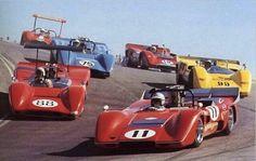 Laguna Seca - Vintage Racing at its Best