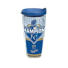 24 oz Tervis® MLB 2015 World Series Champion Kansas City Royals Wrap Tumbler with Lid