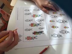 Tämän viikon aiheina olivat paikkakäsitteet ja muutamat matematiikan käsitteet. Harjoittelimme paikkakäsitteitä pelien ja leikkien avulla. S...