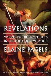 Interview on NPR with Elaine Pagels on the Book of Revelations. I still have some leftover biblical fascination after two semesters of religion classes in college.
