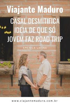 Blogueiros irão percorrer mais de 7.500 km em viagem por Argentina, Chile e Uruguai. Worlds Of Fun, Backpacker, Uruguay, Wayfarer, Travel, Couple, Ideas, Latin America, Destinations