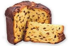 This bread is called Panettone. It is a type of sweet bread originally from Milan and usually prepared and enjoyed for Christmas and New Year. Italian Panettone, Panettone Bread, Cappuccino Machine, Cappuccino Coffee, Ceviche, Croissants, Scones, Tapas, Bread Machine Recipes