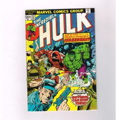 INCREDIBLE HULK #172 Grade 9.0 Bronze Age find! It's Juggernaut versus Hulk! http://r.ebay.com/zQ7u2q