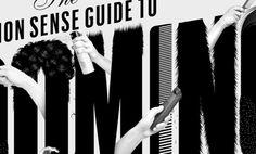 Esquire Magazine – Grooming by Luke Lucas, via Behance